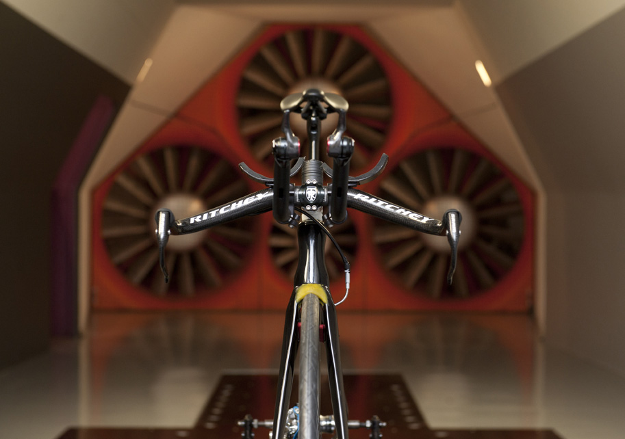 United Health Care Pro Cycling Team, Wind Tunnel Testing