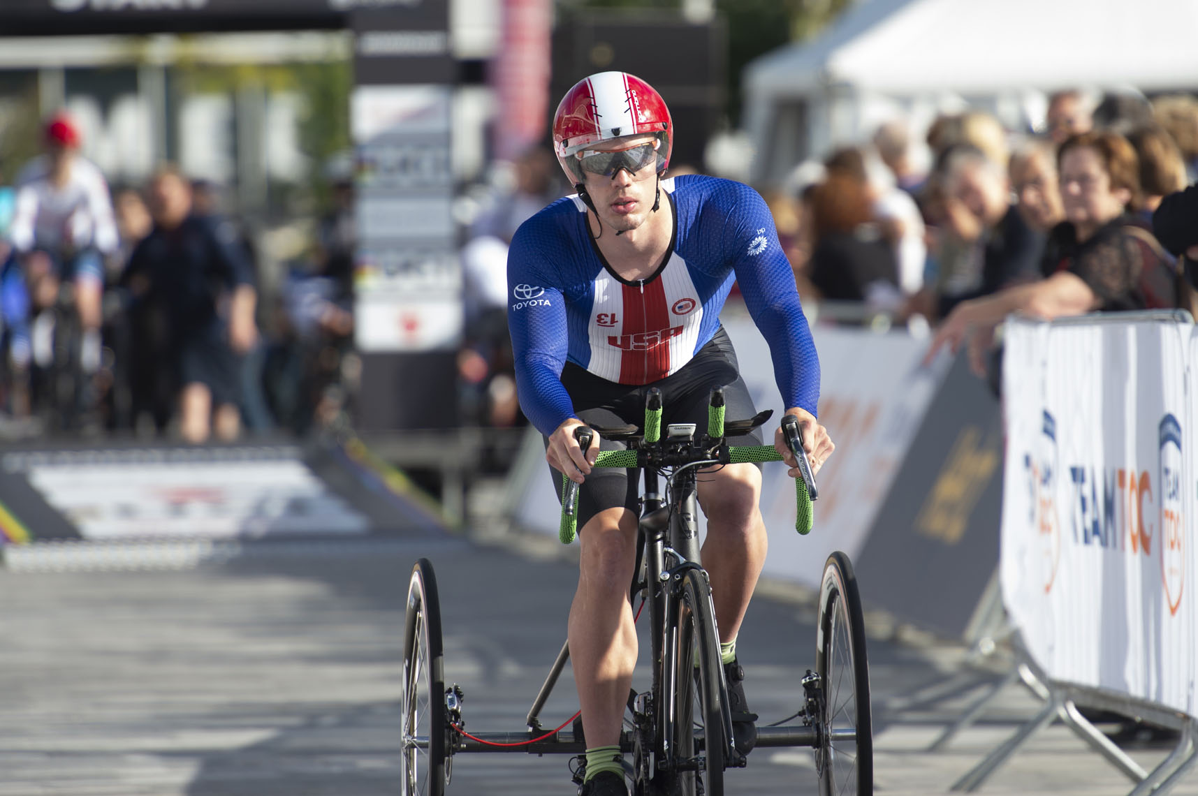 Ryan Boyle, 2019 Paracycling Road World Championships