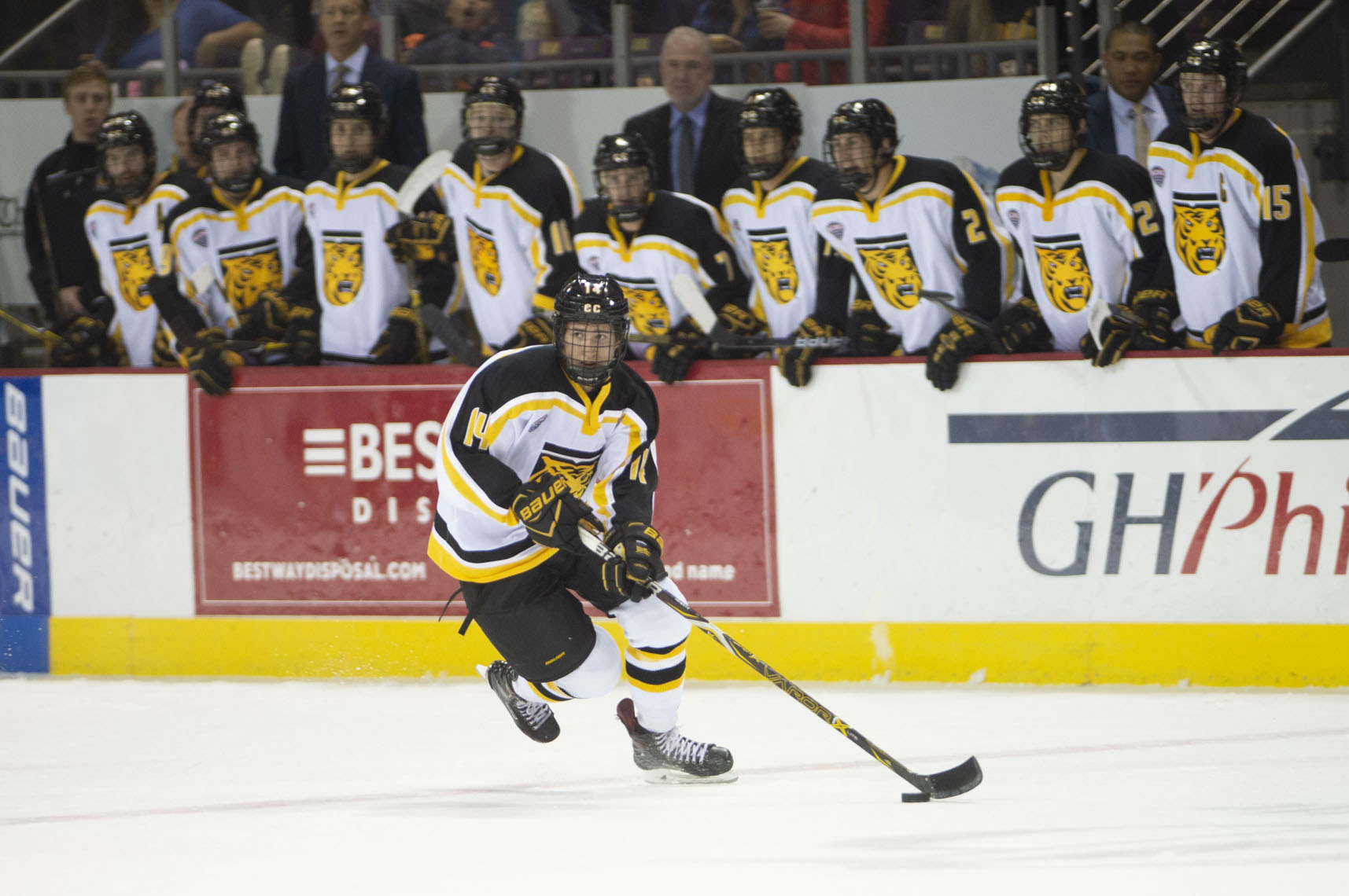 Colorado College Hockey, 2018-19
