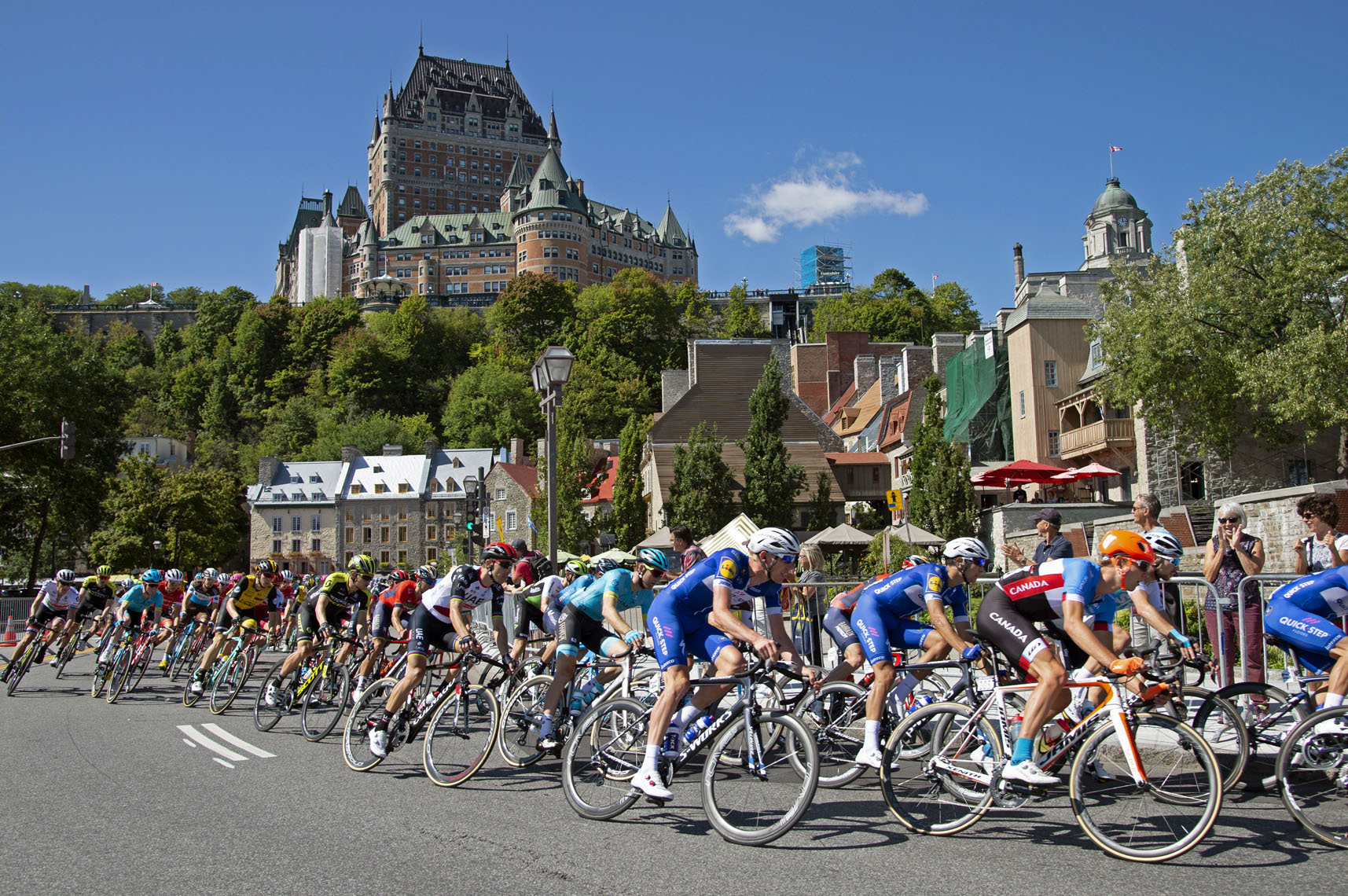 Quebec Grand Prix Cycling World Cup, 2018