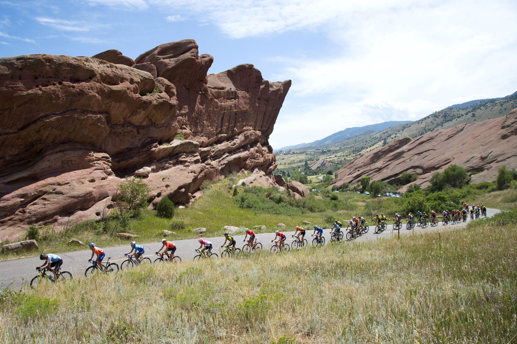 Red Rocks Park, Colorado Classic, Cycling
