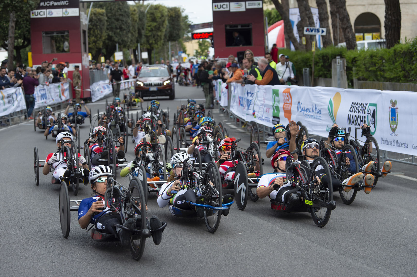 UCI Paracycling World Cup, Corridonia, Italy