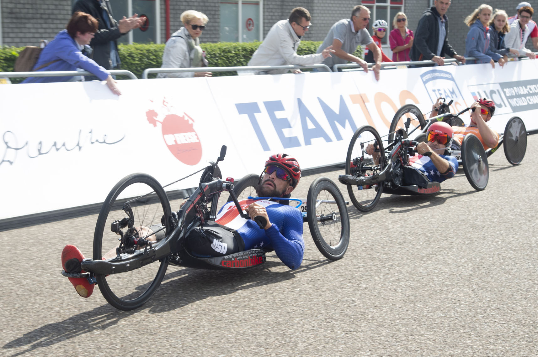 Tom Davis, 2019 Paracycling Road World Championships