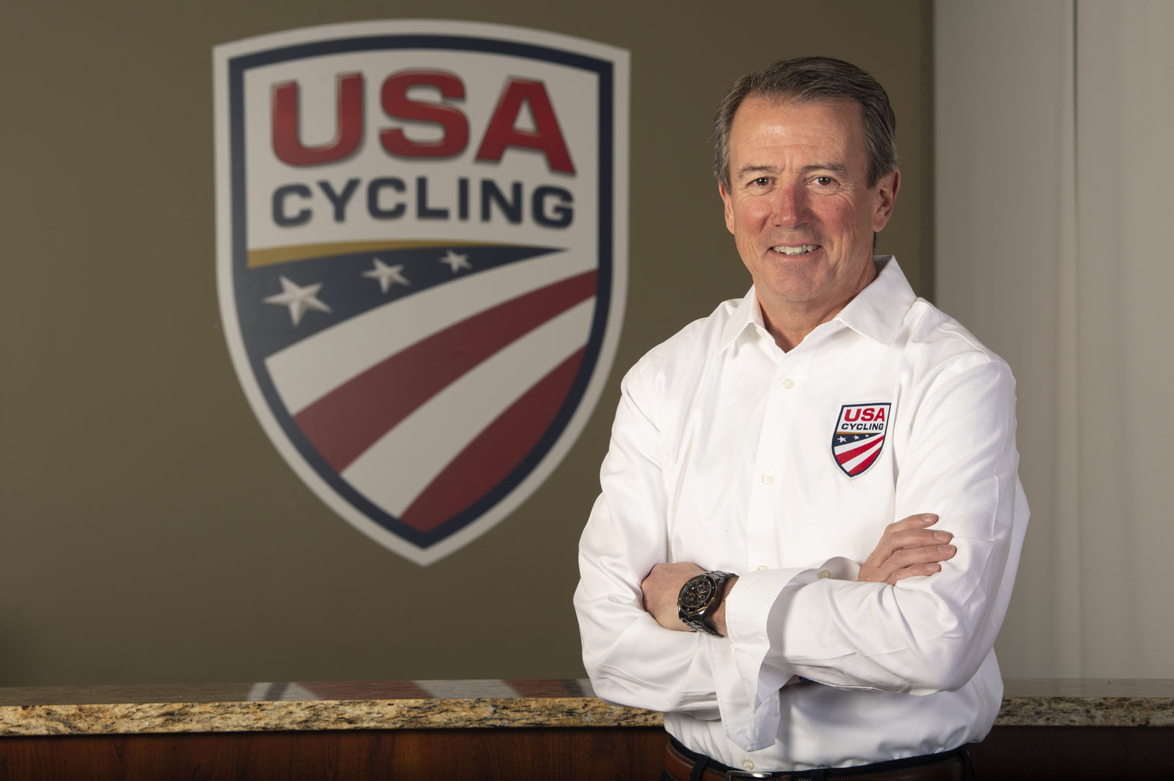 Rob DeMartini, USA Cycling CEO