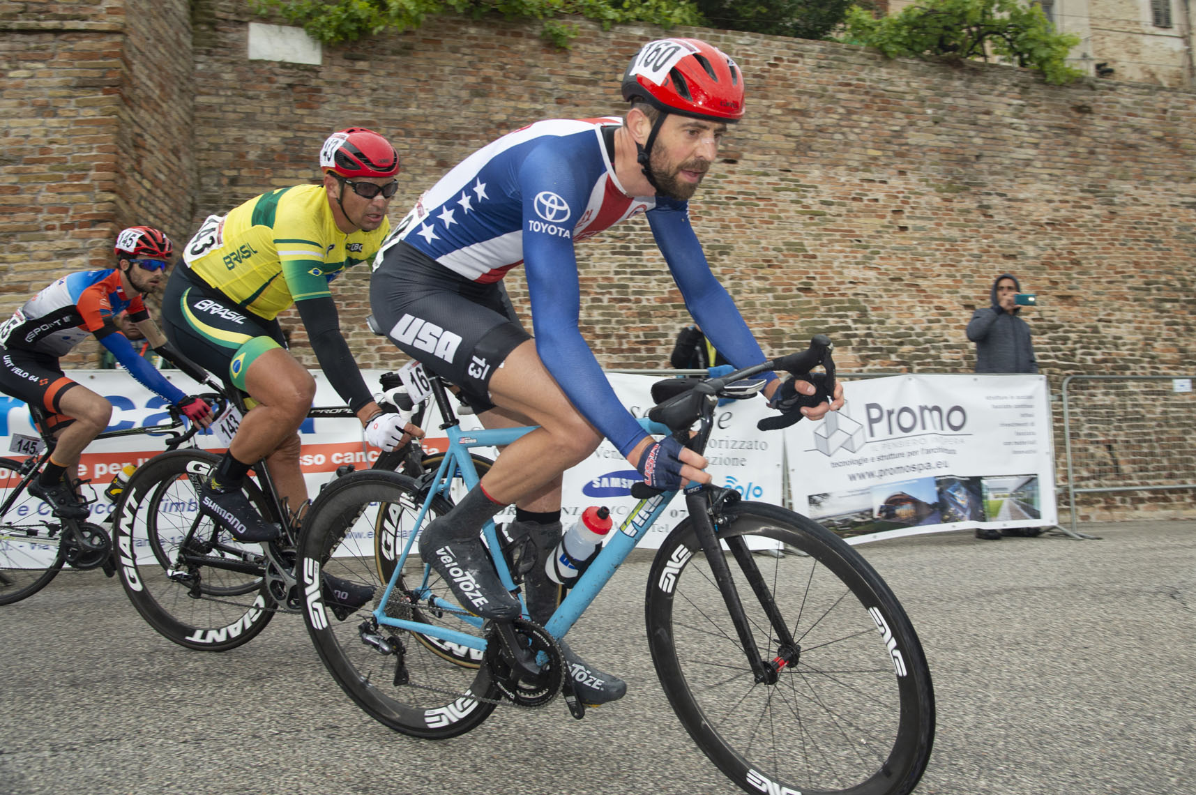 Gibb, UCI Paracycling World Cup, Corridonia, Italy