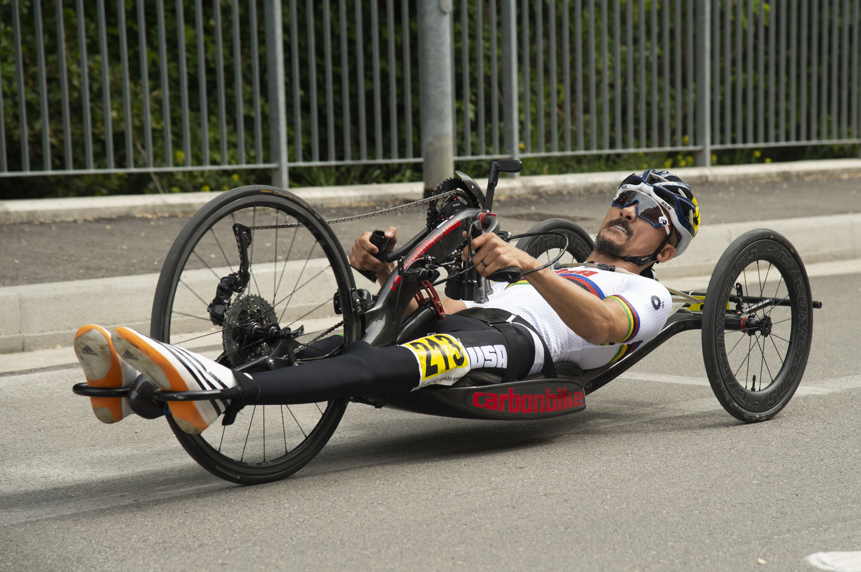Groulx, UCI Paracycling World Cup, Corridonia, Italy