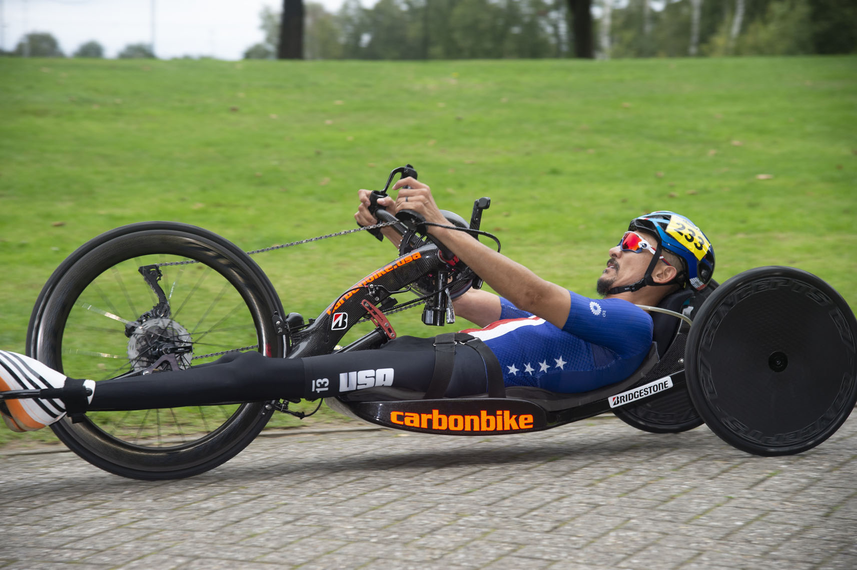 Will Groulx, 2019 Paracycling Road World Championships