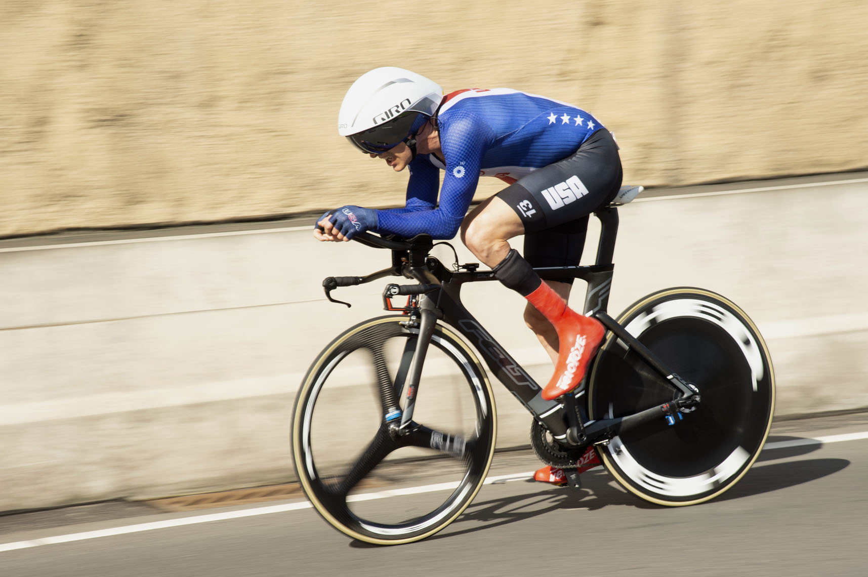 Aaron Kieth, 2019 Paracycling Road World Championships