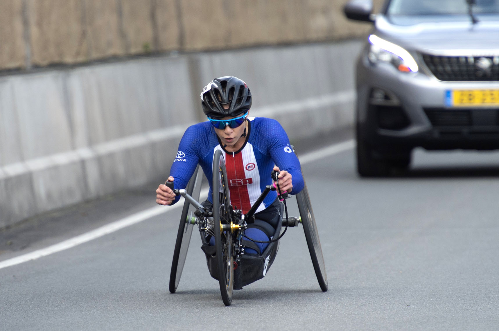 Oksana Masters, 2019 Paracycling Road World Championships