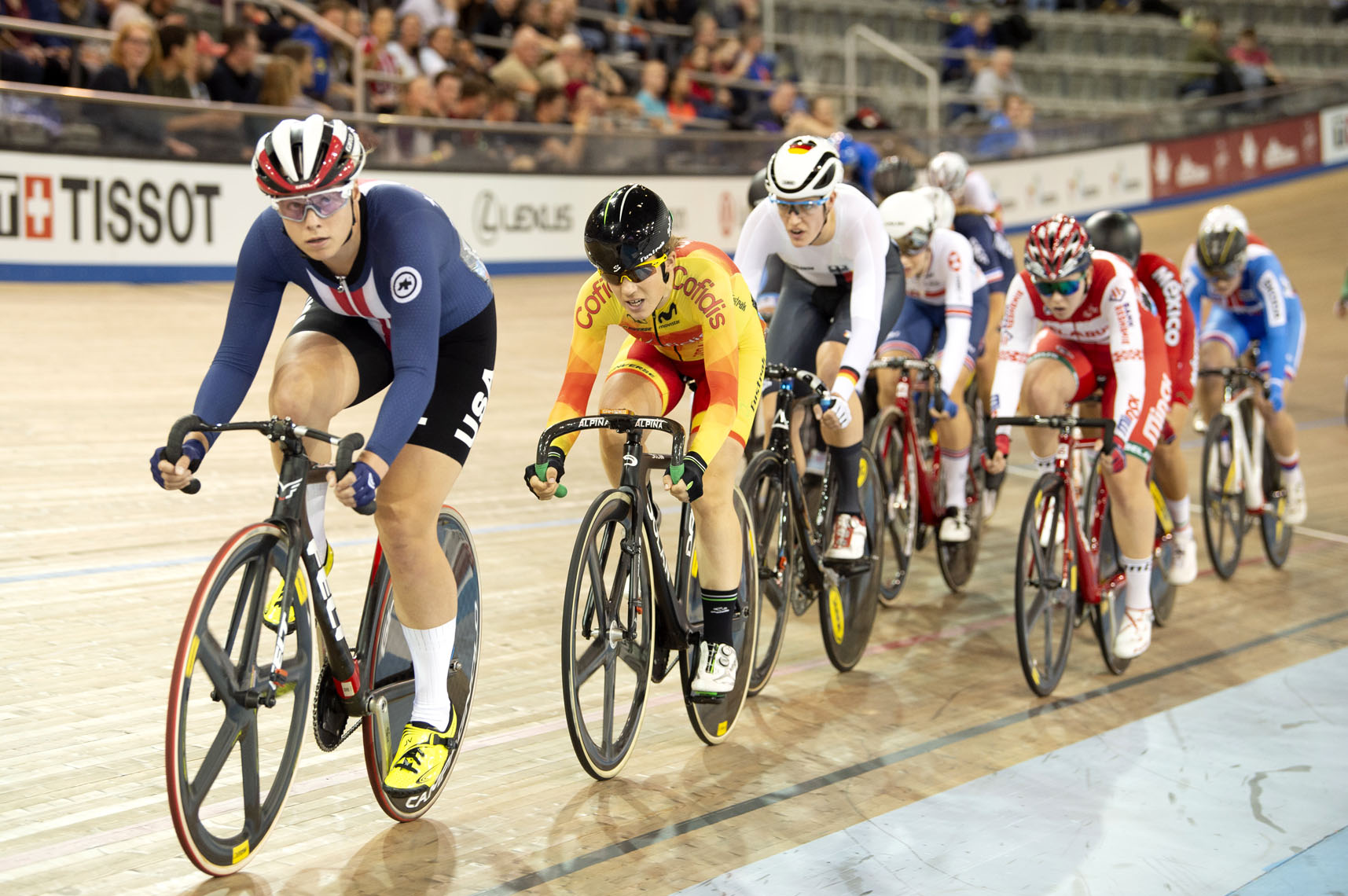UCI Track World Cup, Milton, Canada