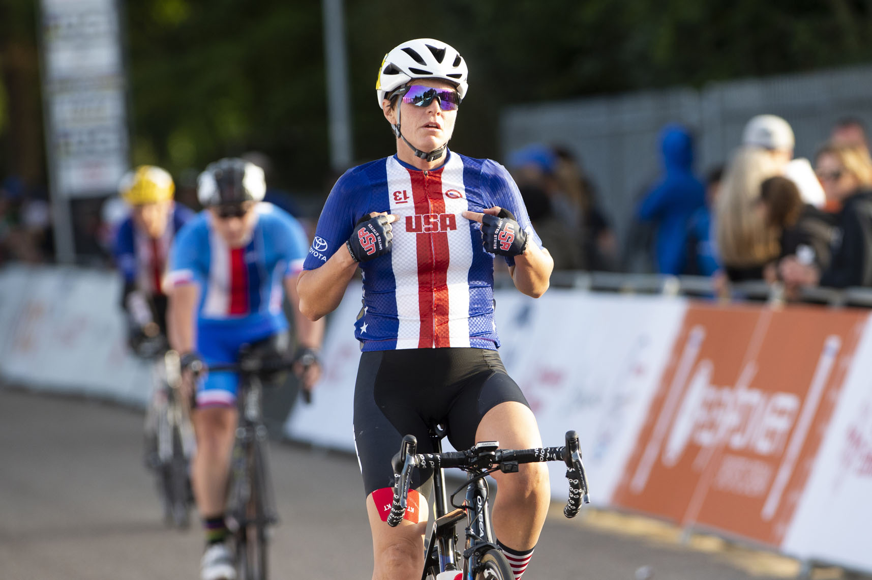 Shawn Morelli, 2019 Paracycling Road World Championships