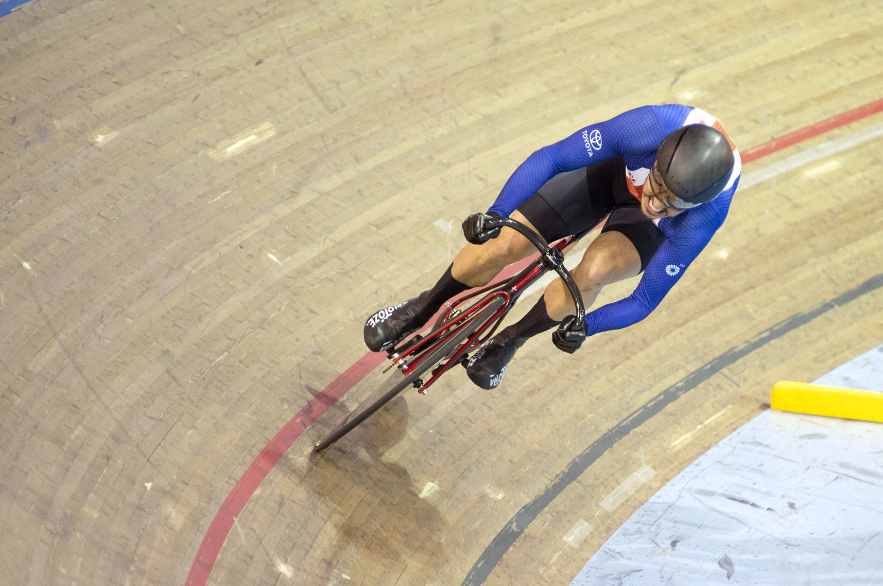 UCI Paracycling Track World Championships, Milton, Ontario