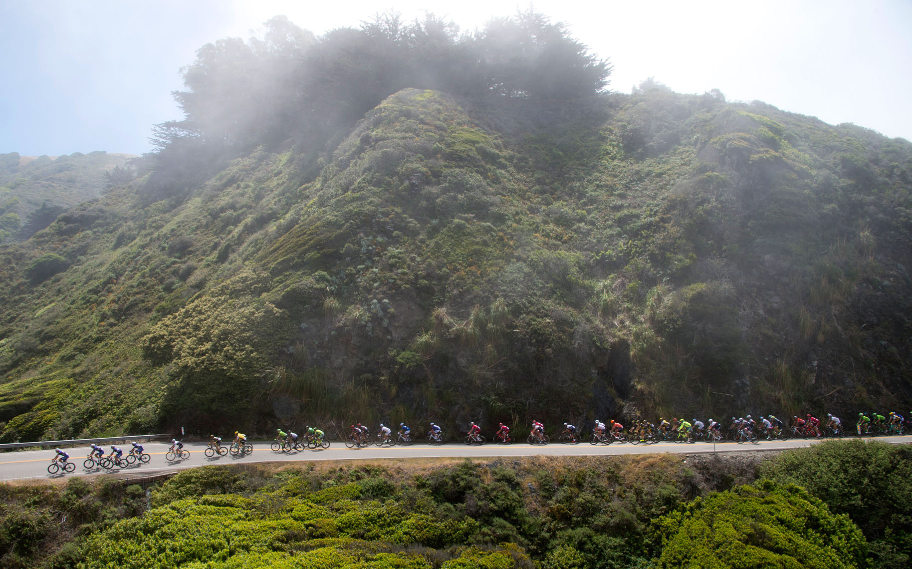 Amgen Tour of California, 2016