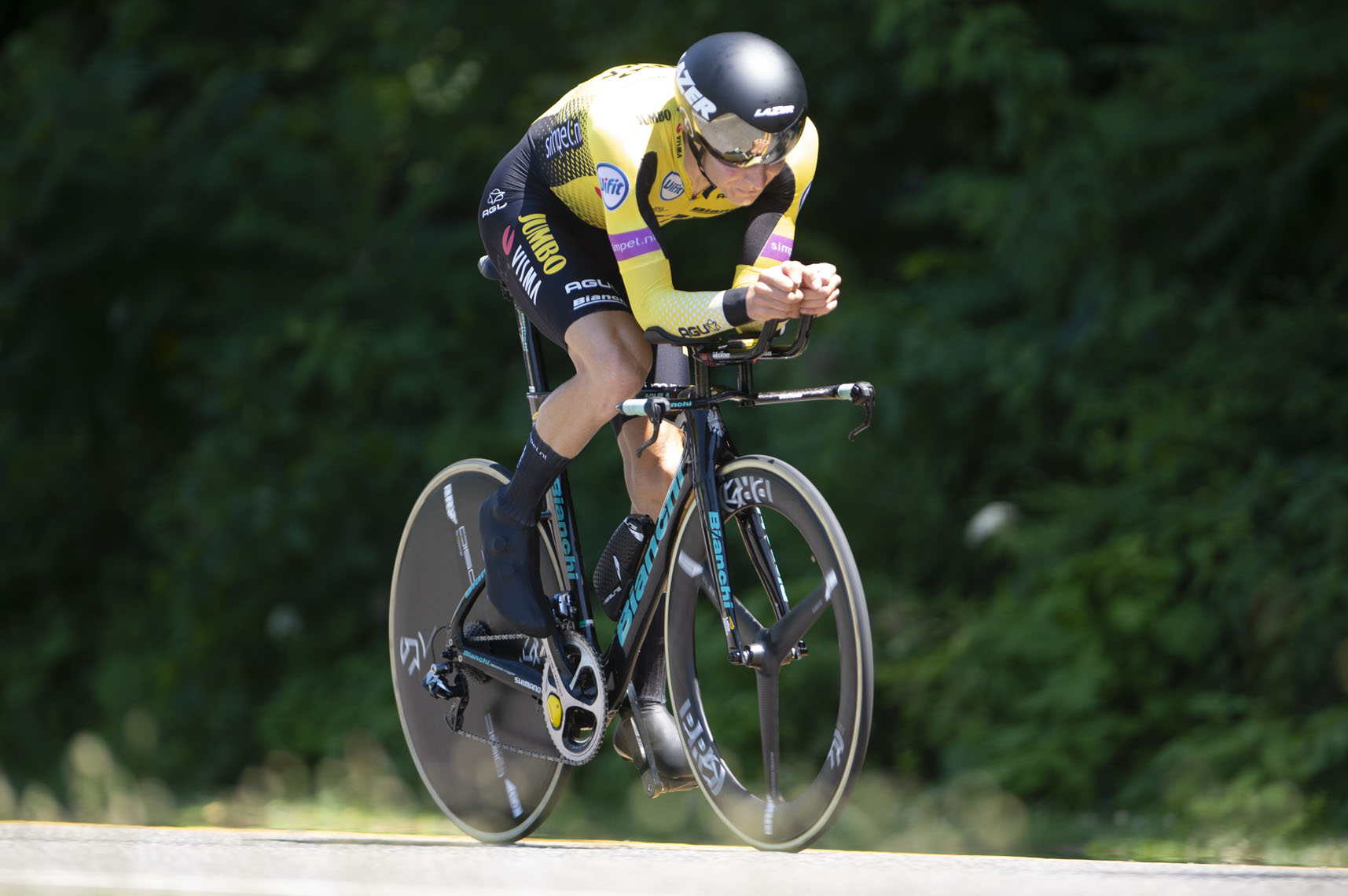 Powless, Time Trial