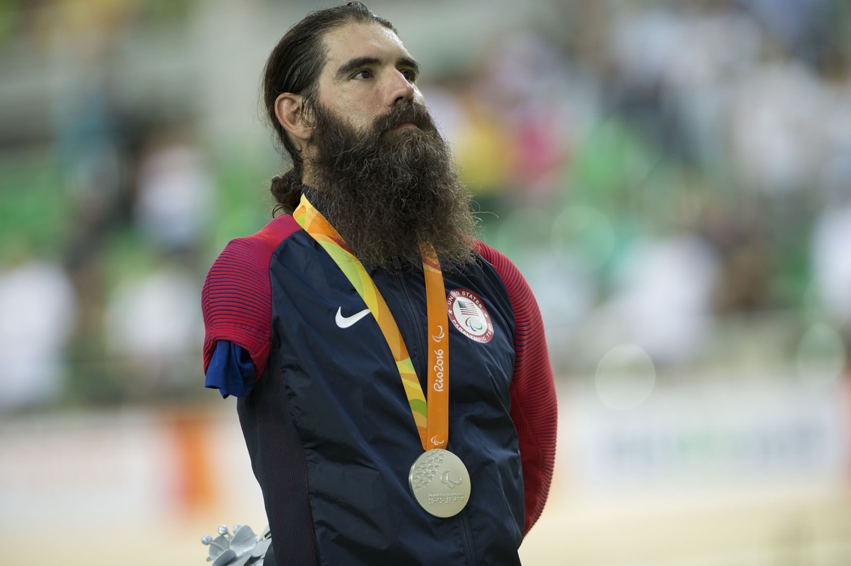 Joe Berenyi, Silver Medalist in the Rio Paralympic Games