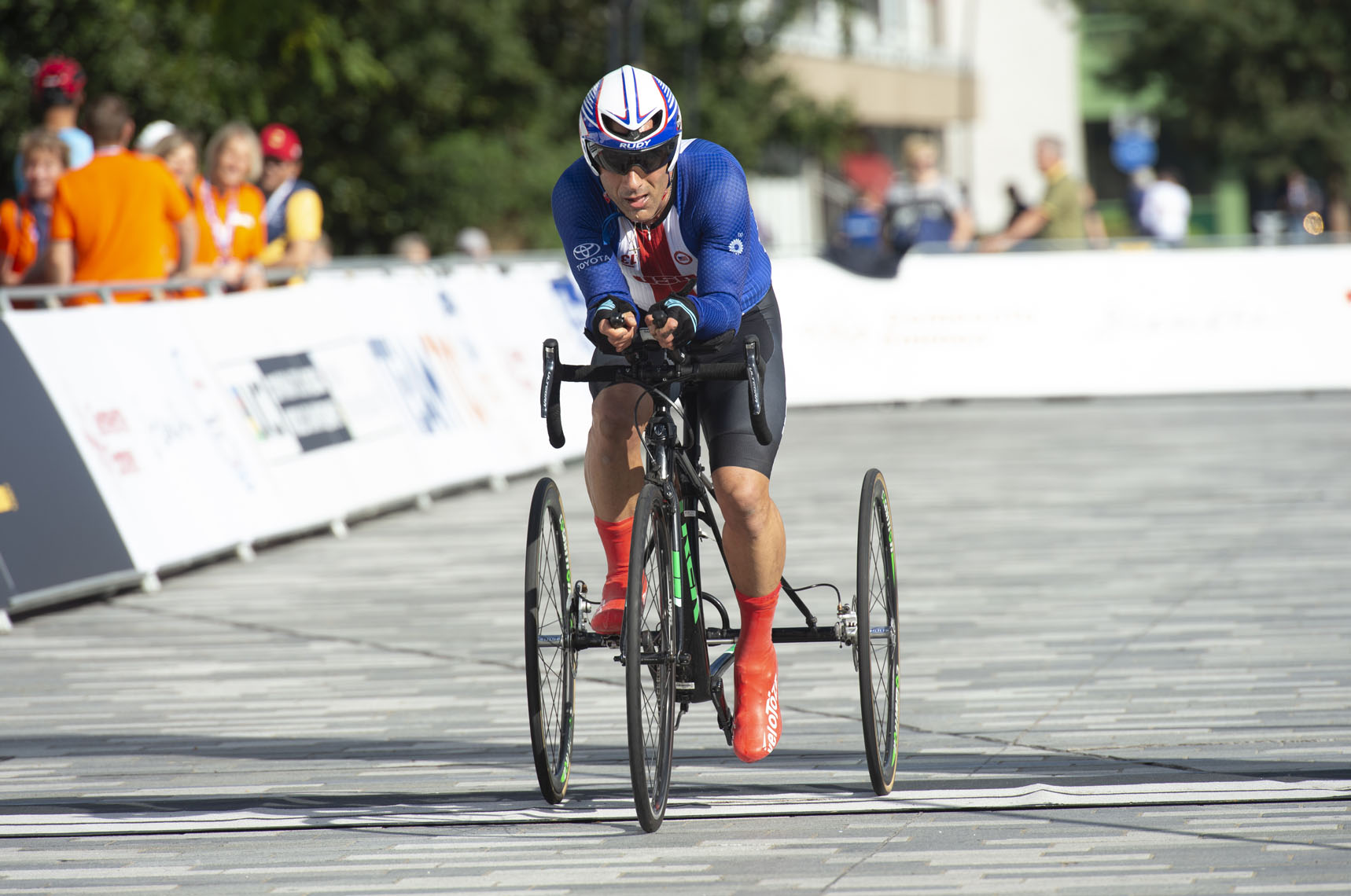 Matt Rodriguez, 2019 Paracycling Road World Championships