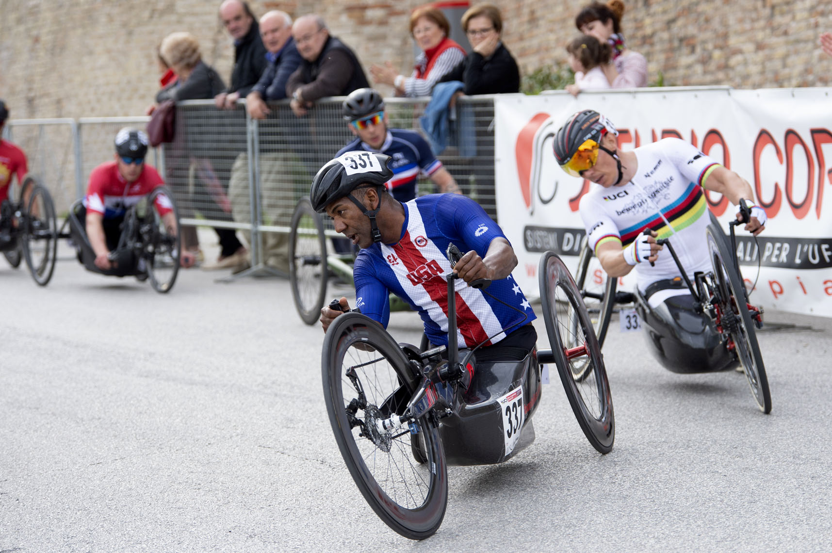 SantosUCI Paracycling World Cup, Corridonia, Italy
