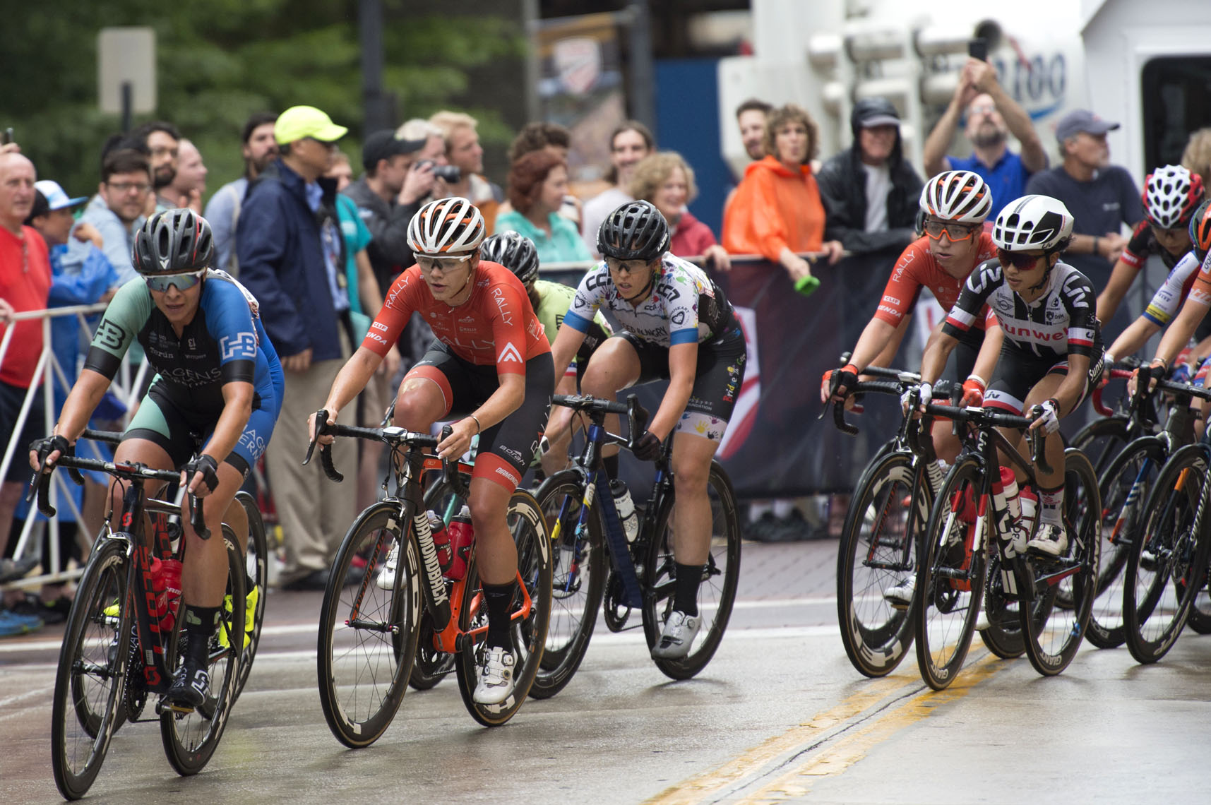 USPRO National Cycling Championships, 2018