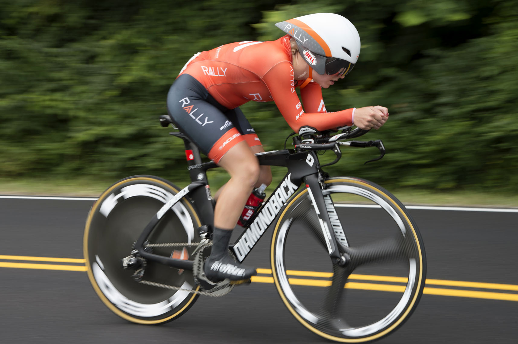 USPRO National Cycling Championships, Time Trial