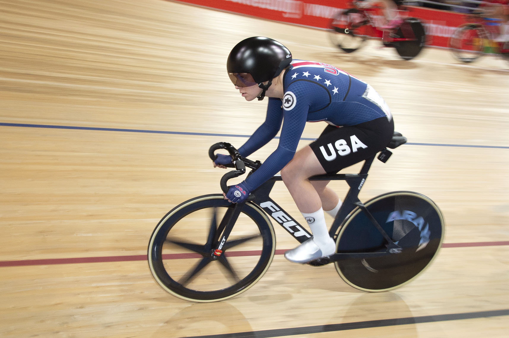 Valente, Omnium, UCI Track Cycling World Championships, 2020