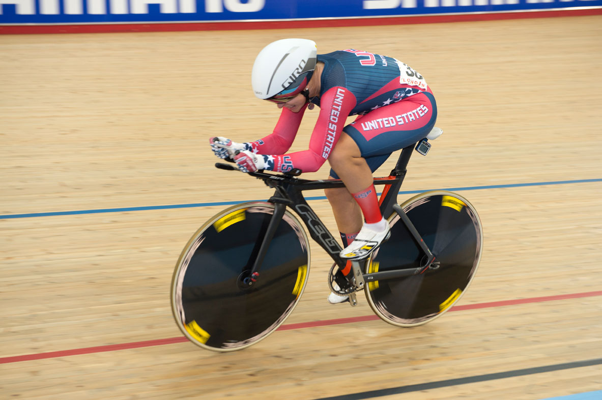 UCI Track Cycling World Championships, 2016
