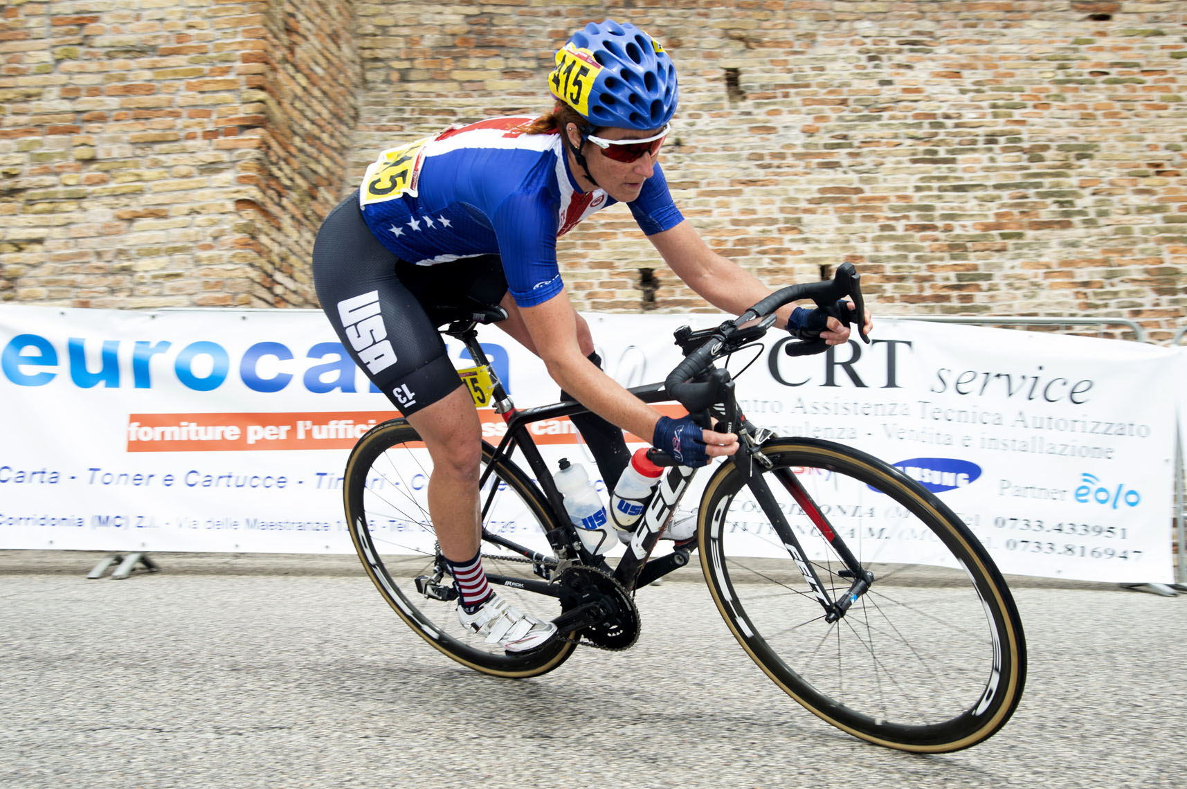WhitmoreUCI Paracycling World Cup, Corridonia, Italy