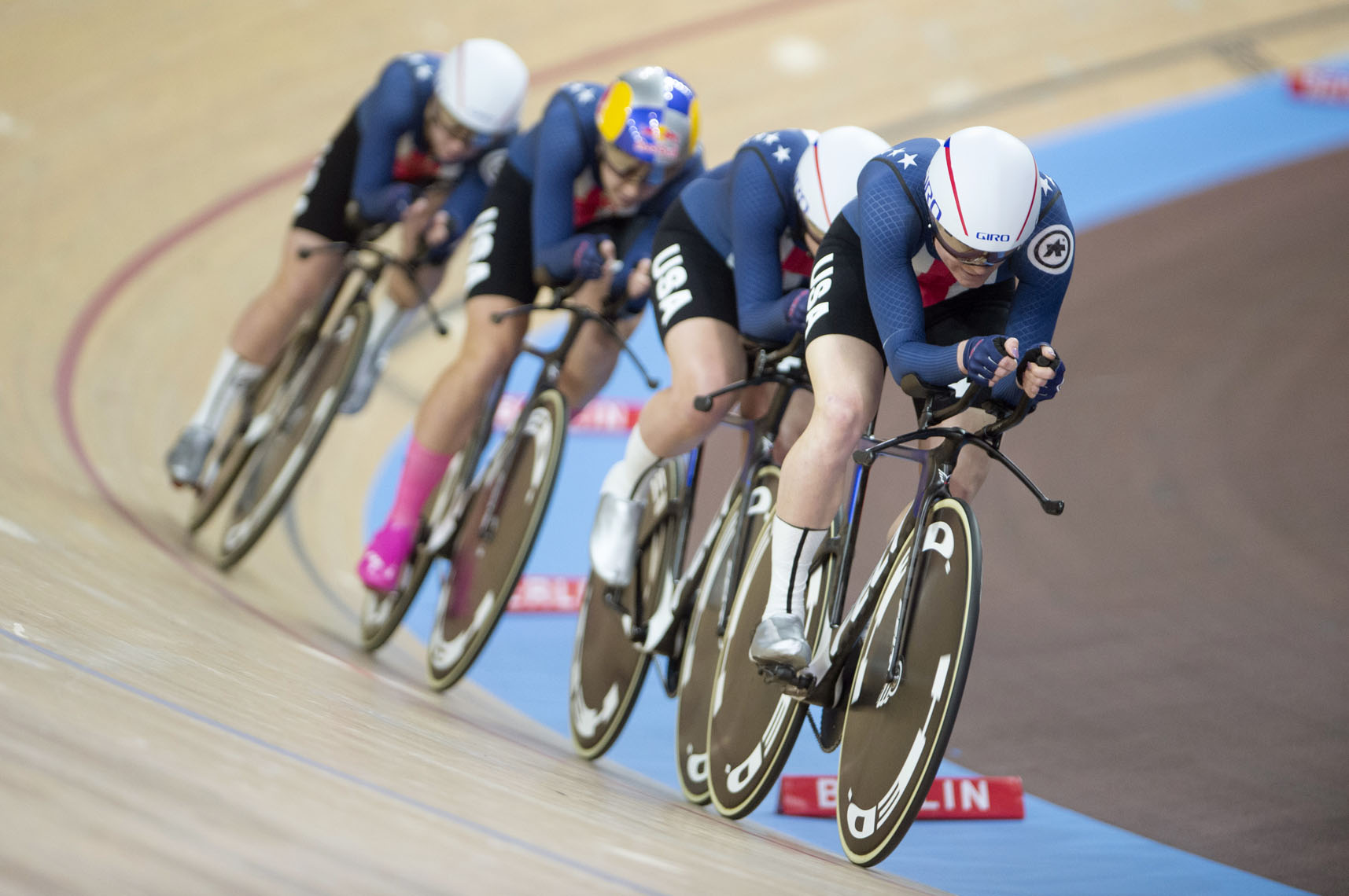 UCI Track Cycling World Championships, 2020